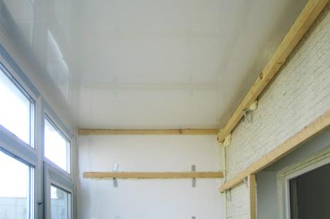 Остекление и отделка типовых лоджий приморские окна - пласти.